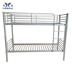 Modern Style Army Metal Furniture Used Double Bunk Bed For Sale