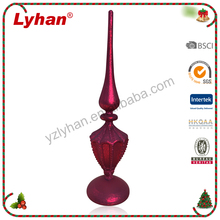 Lyhan Christmas Treetop handmade table decoration