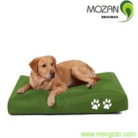 New style waterproof fabric dog bed pets beanbag dog sleeping bag bed