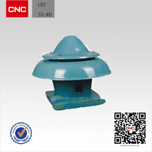 CBT35-WD series explosion proof roof vane axial fan ventilation