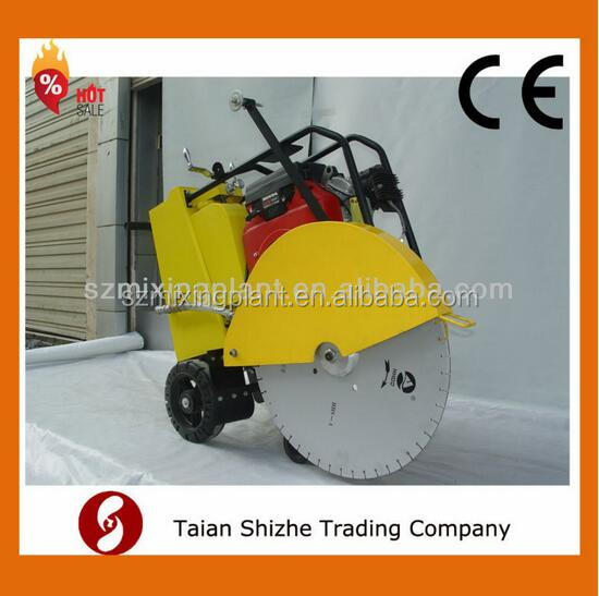 2016 SDDOM concrete saw road cutting machine made in China for sale