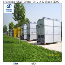 China 8T-400T Closed water cooling tower open water cooling tower for water cooling chiller