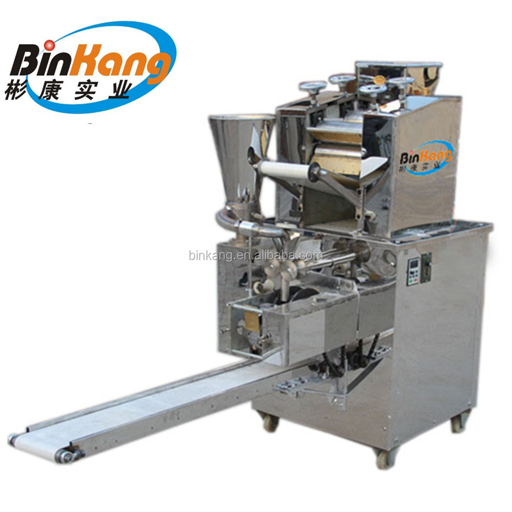 Imitation hand dumpling encrusting machine with CE certificate