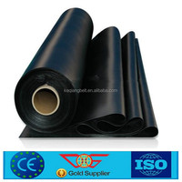 Breathable membrane for epdm waterproofing roofing membrane