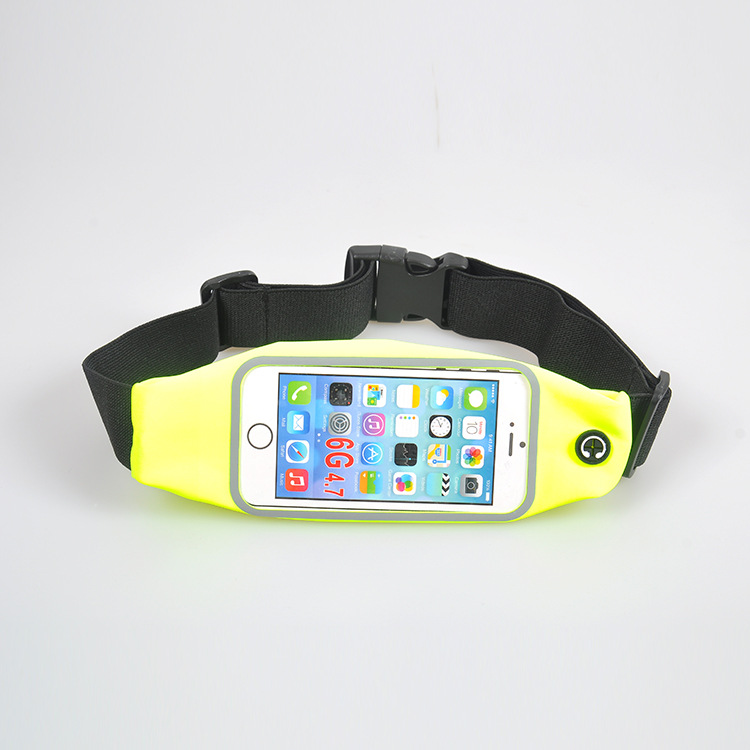 2016 Universal Mobile Phone Arm Band Sports Running Bag