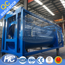 Free water knock outs / KO Drums / stainless steel buffer tank for well test separator