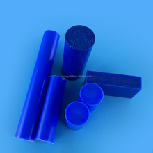 Blue color MC cast nylon bar plastic cast PA6 Nylon Rod