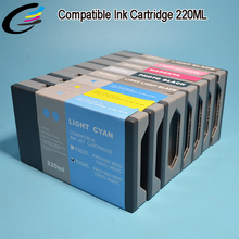 Compatible for Epson Stylus Pro 7800 9800 Ink Cartridges with Pigment Ink