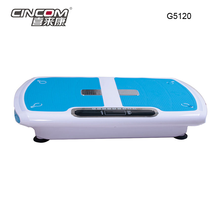 Factory Supplier 3D Power Max Mini Fit Small Foot Vibration Pate Fitness Whole Body Vibration Machine