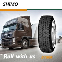 ST906 11R24.5 tubeless tyres for off road truck