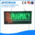 Pharmacy Flashing Message Advertising Business Time Hanging On Led Open Sign