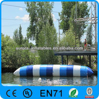 Sex product popular most exciting game durable inflatable water blob,water catapult for sales