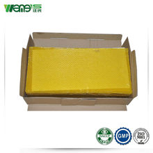Pure Beekeeping Honey Natural Beeswax Comb Foundation Sheet