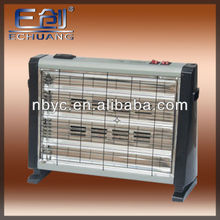 Heater 1500W 3 heating elements