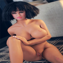 black chubby african sex heat doll 165cm big boobs virgin vagina for boy