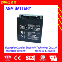 12v 28ah sealed ups battery (SR28-12)