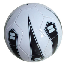 Football Factory Wholesale Promotional PVC Size 5 Training Durable Stitched Bulk Packed OEM Custom Soccer Ball