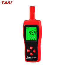 TA8173 LCD Digital Temperature and Humidity Meter Hygrothermograph