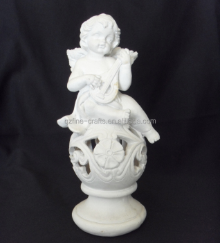 Polyresin home decoration angel & fairy statue