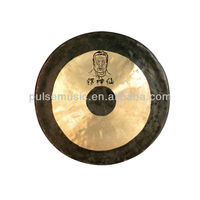 Percussion musical instruments traditional Chinese gong,hand gong,chau gong,feng gong
