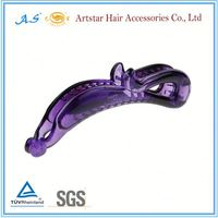 Artstar dragon hair clips 7077