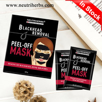New luanch top quality effective peeling gel black heads removal cream for nose beauty care