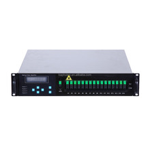 1550nm 2U High Power Fiber Optical Amplifier EDFA