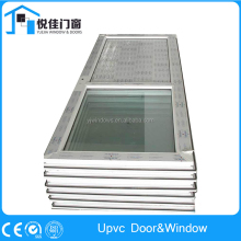 Fashional composite front doors, replacement upvc door panels