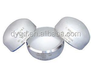 forged 2 inch stainless steel pipe fitting cap