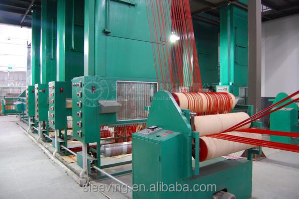printed fire sleeve apply for cable and hose in steel or glass factory etc.