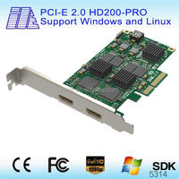 4ch mini usb hd video capture card