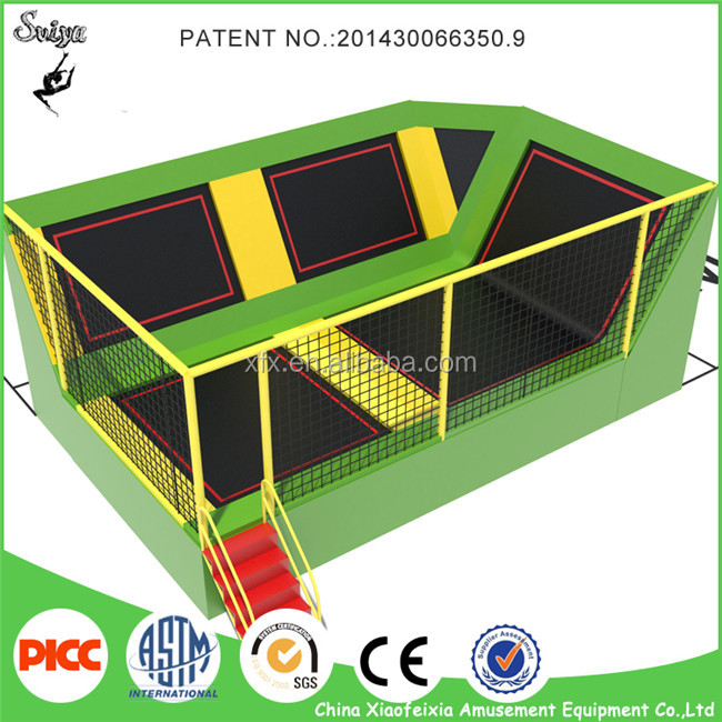 America jumping mat mini trampoline for rent