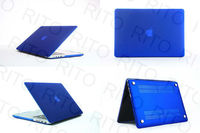 Wholesale Matte Skin Case Cover For Macbook top case a1181,For Macbook a1181 Case,11 Colors