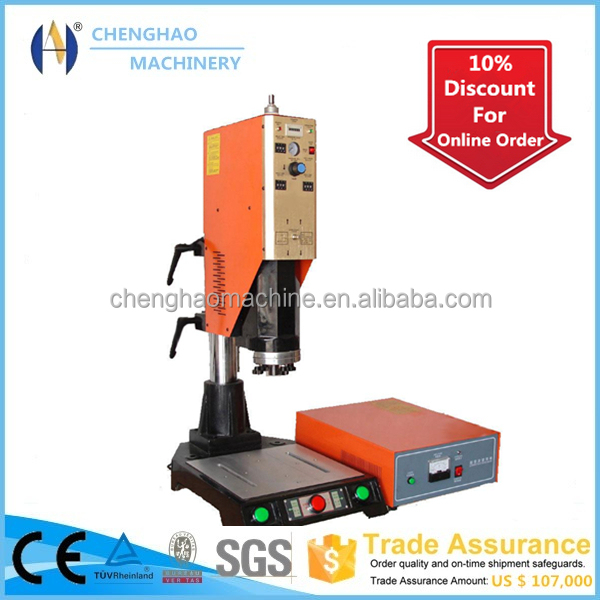 CHENGHAO Brand popular in india ultrasonic welding machine for plastics