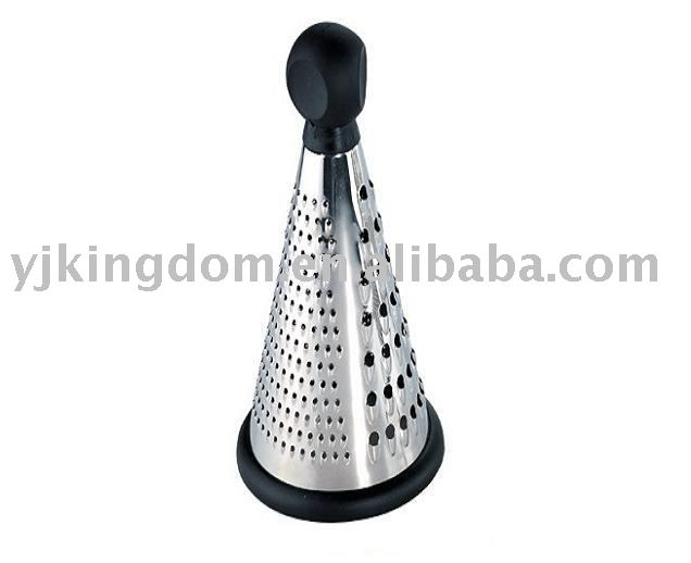 538-81 Stainless Steel Kitchen Electric Coconut Grater Cone Grater
