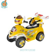 WDTR1203B 2017 Newest Child Motorbike Good Quality Electric Cars For Kids New Kids In Wheel Electric Motor For Car