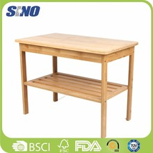 Bamboo Healthy Panel Table