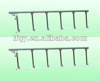 metal collapsible aluminum bed side railings