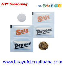 0.6g Chinese Manufacturing Salt and Pepper