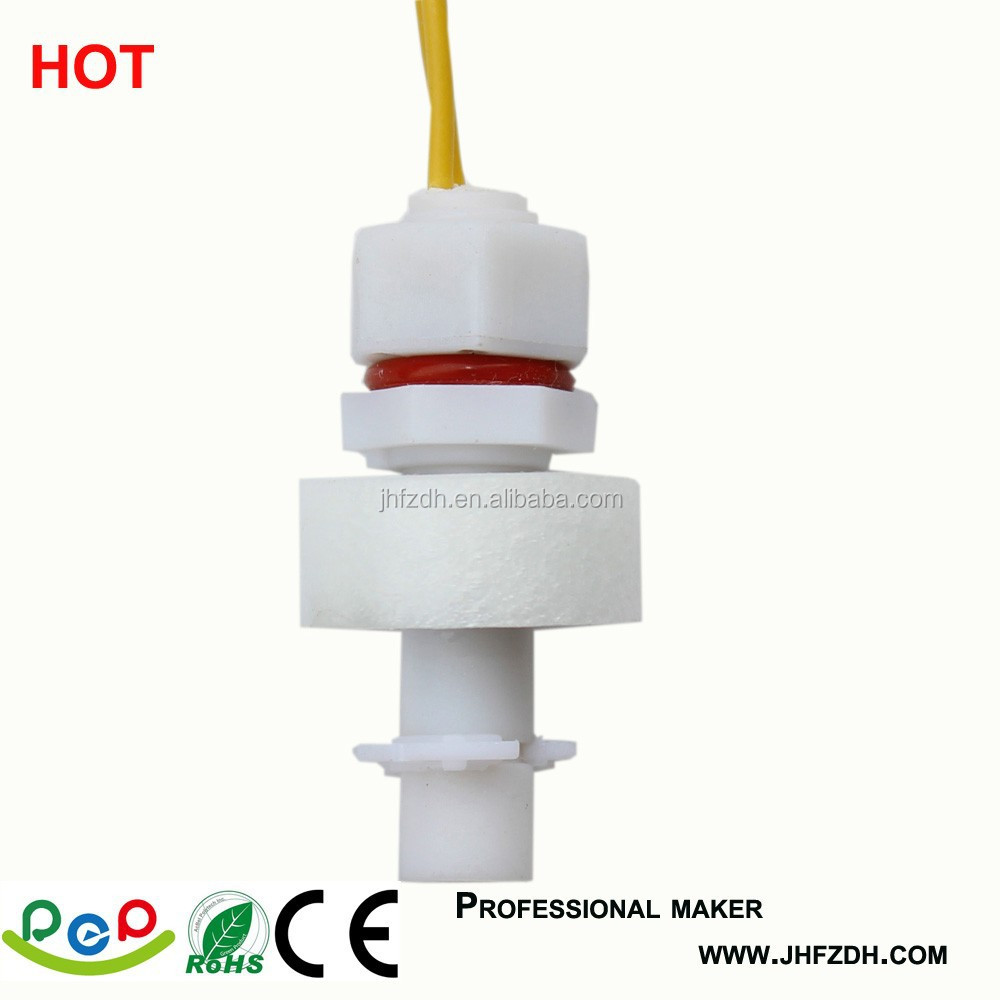 small plastic ball float water level gauge