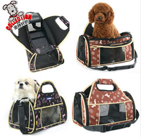 Dog Bag Dog Carrier Tote Luggage Bag Traveling Portable Shoulder Bag