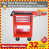 Customized OEM aluminum tool chest with 32-year experience