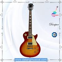 Cheap china jazz lp electric guitar