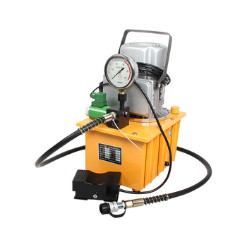 Double Action 220V/380V 700 Bar Electric Hydraulic Oil Pump