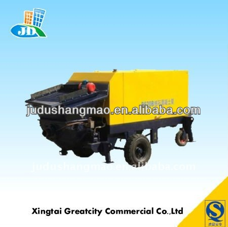 Cost reducing Truck-mounted concrete pump