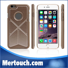for iphone 6 case leather stand flip back cover phone cases with Transformers design for iphone case