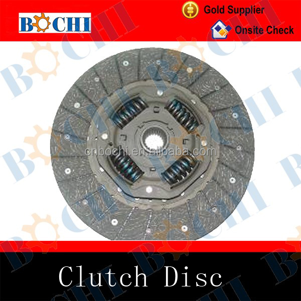 Chinese made high quality friction plate clutch disc for PEUGEOT 206