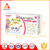 Safety ABS plastic funny infant baby activity gym toy