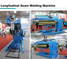 Tank Seam Welding Equipment/Automatic Girth Welder/Longitudinal Welding Machine