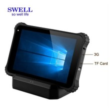 8 inch Android rugged tablet PC Built-in 0.8W speaker support SIM card TF storage